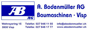 A. Bodenmüller AG