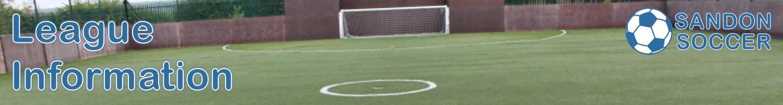 Sandon Soccer 5-a-side League