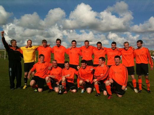 Sandwick win Thornley Binders Cup