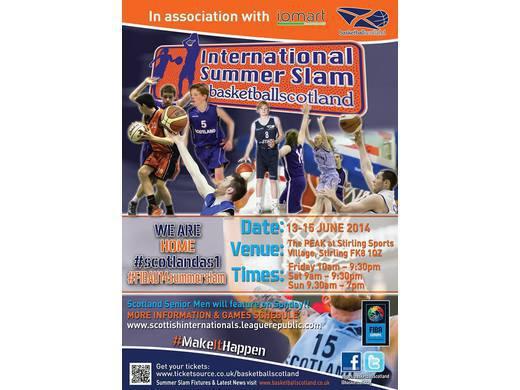 FIBA U14 International Summer Slam Day 1