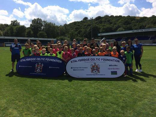 Open Day at Stalybridge Celtic FC