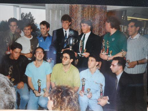 1990-91 Mcr Maccabi 2nd (MJSL Champions)