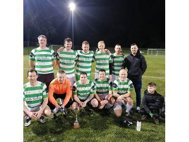 Castlebar Celtic - Westaro Masters Division 2 Champions 2019/20