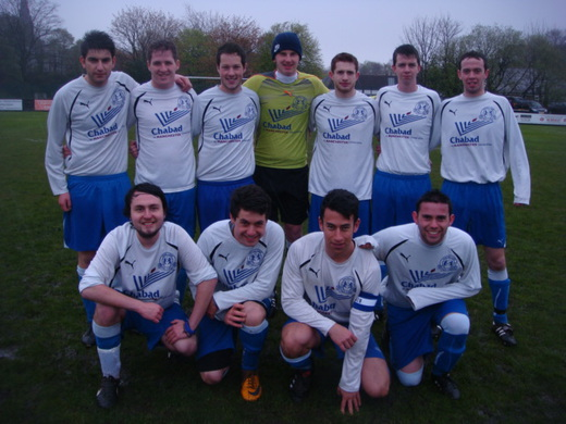 2011-12 Oakhill Lions (Feldman Runners-up)