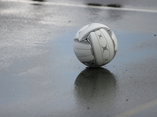 All Netball Suspended