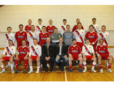 Rendall Squad - New Pitch Opening 2013