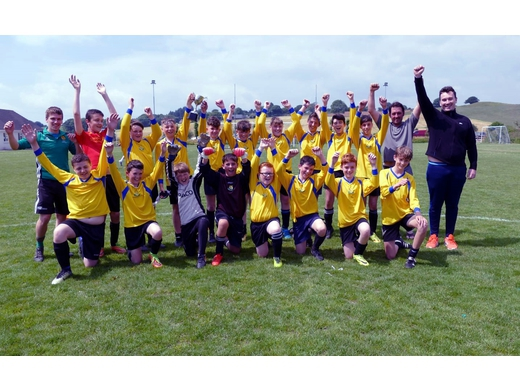 Lyre Rovers are U13 Division 1 CHAMPIONS