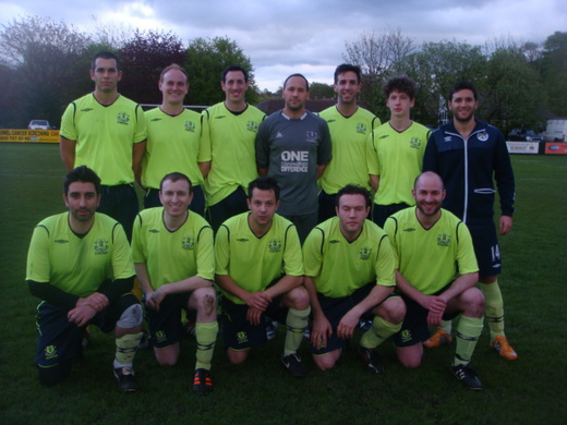 2011-12 Republic of Mancunia (Shonn Runners-Up)