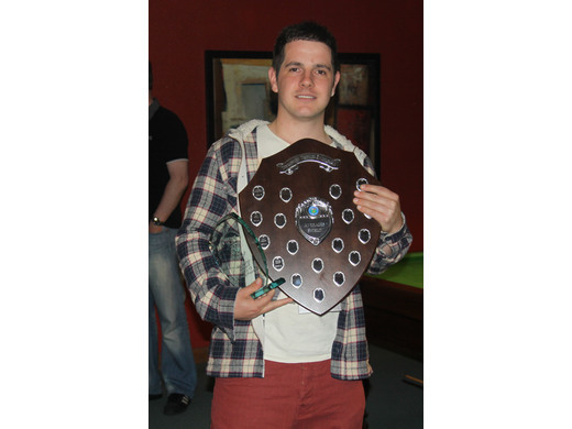 Averages Winner - Andy Paginton