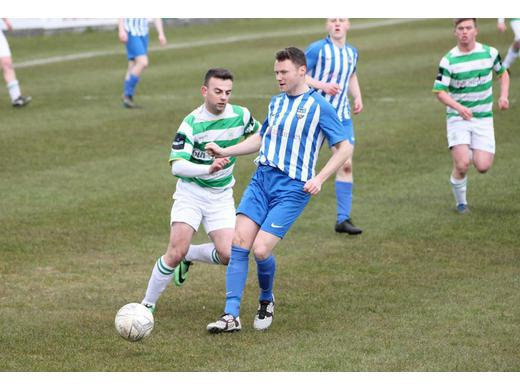 Castlebar Celtic 1 v 1 Ballina Town