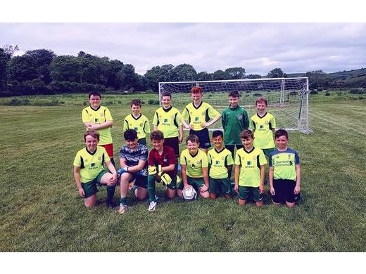 Clonakilty AFC U12 - 2019 Season