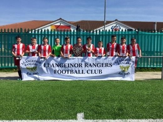 Congratulations to Llangeinor U12s