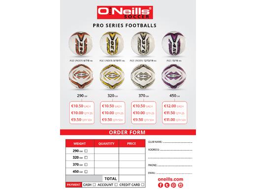 O'Neill's Deals