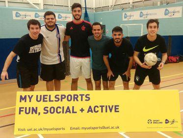 Futsal Tournament 2015 winners
