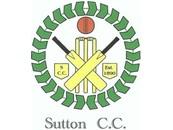 Sutton Cricket Club - Club Logo