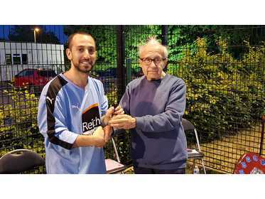6aside - Player of Comp - Moishe Cohen (Reich 1st)