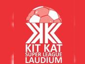 Kit Kat Super League - Logo