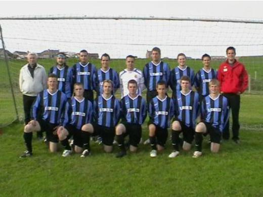 HIGHLAND AMATEUR CUP - 10th May 2008