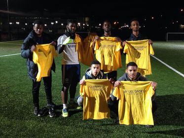 5-a-side Football Tournament 2016 Winners