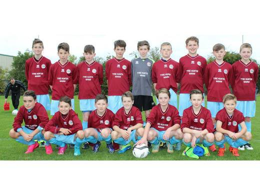 SFAI 14 Cup East Meath United 4 - 6 Parkvilla AET (3-3 after full time.)