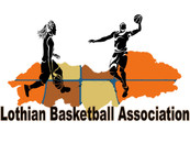 Lothian Basketball Association Logo