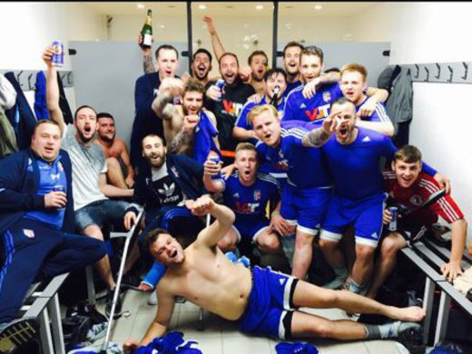 Market Hotel clinch victory to land Premier Division Title