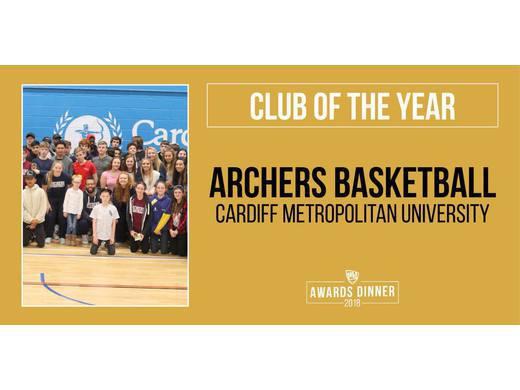Archers win BUCS award
