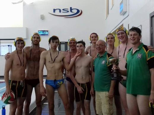Winning Herts KO tournament team