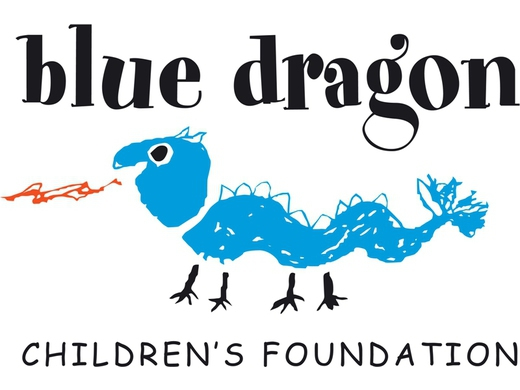 The Blue Dragon Childrens Foundation our chosen charity