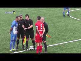 New Salamis F.C. VS Anorthosis F.C. KOPA CHALLENGE CUP FINAL 31/05/18