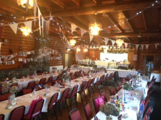 Function Room for Wedding