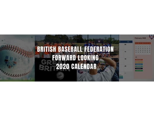 BBF Forward Looking Calendar