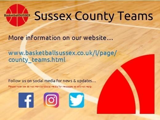 Sussex County Teams