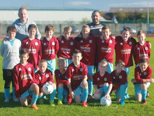 Under 12 New Sponsor - Automester