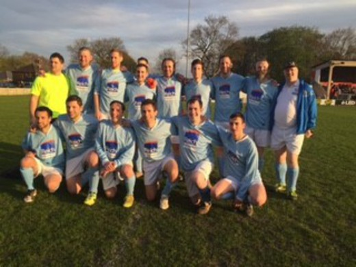 2015-16 Reich - Shonn Trophy Runners Up