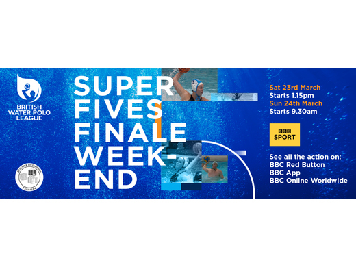 Super Fives Final on TV this weekend
