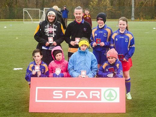 2015 FAIS Primary Schools Clare Finals 5 a side photos