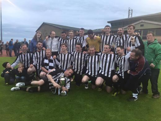 Stromness lift Parish Cup