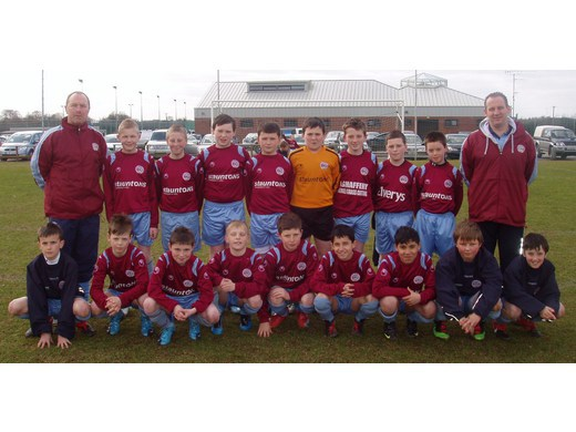 Academy to U11s Photo Archives