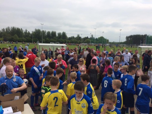 Harry Gregg Foundation Small Sided Games Centre