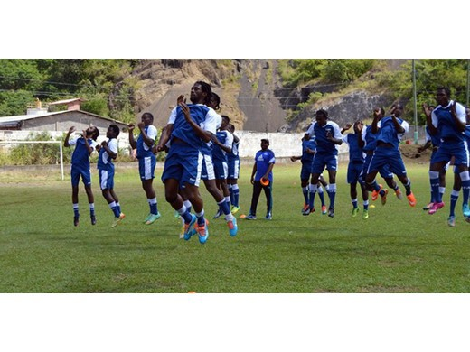 Optimism, activity fuel Grenada ahead of WCQ
