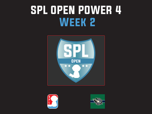 SPL S4 Open Division Power 4 - Week 2