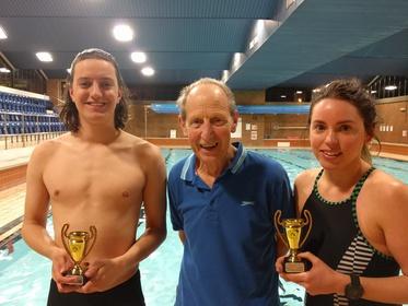 Alan Bagnall BCT swimming awards