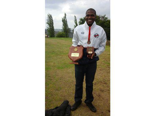 Tshepo Lekwakwe U16 Coach