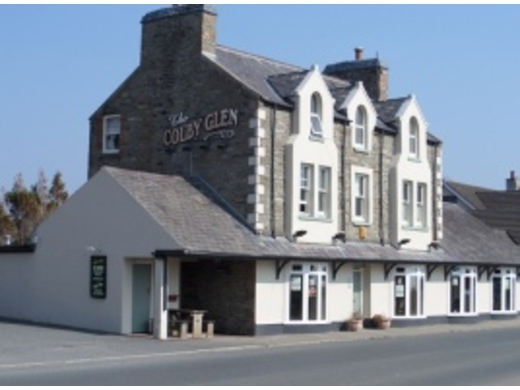 The Colby Glen Pub offers great food all week