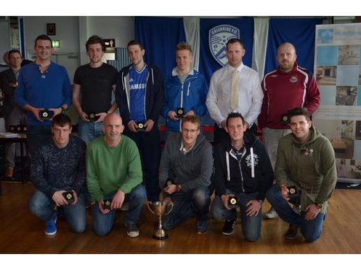 Berths's F.C - Hutchinson Tiles Cup Winners