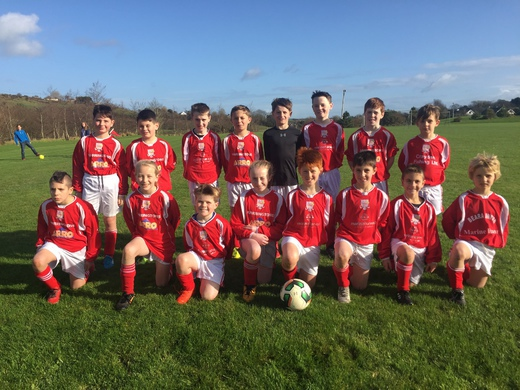 Beara United U12 - 2017-18 Season
