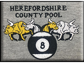 Herefordshire County Pool - Club Logo