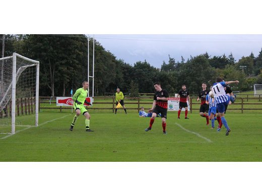 Ballina Town v Westport United - 15/09/2018