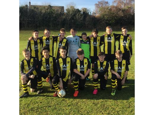 U14 Eagles 2016